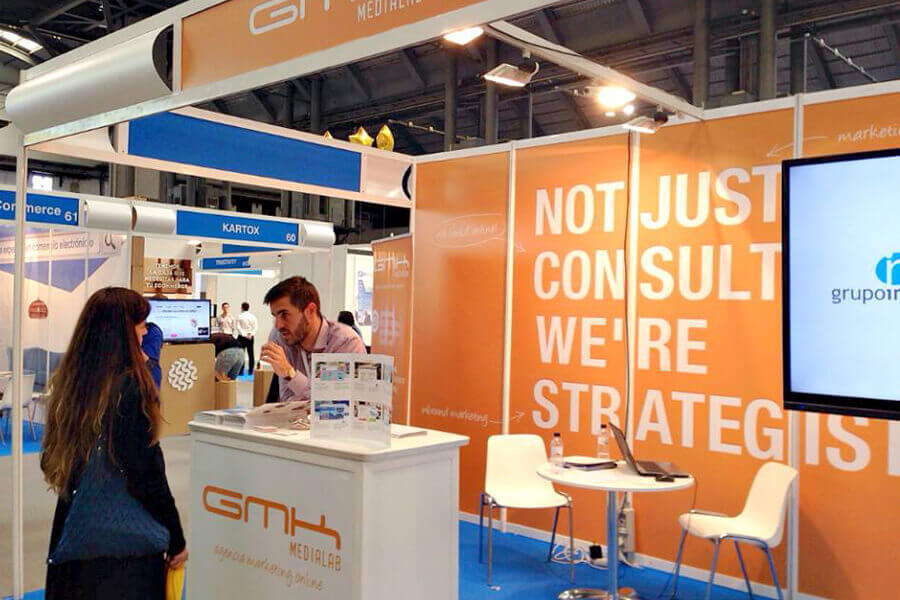 agencia marketing online barcelona e-show2015
